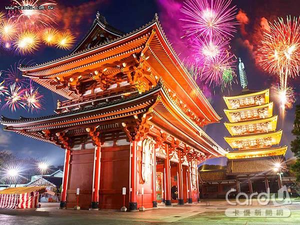跨年5大熱門航點以向來高CP值的首爾最為熱銷,其次依序為東京、大阪、曼谷、沖繩(圖/易遊網 提供)