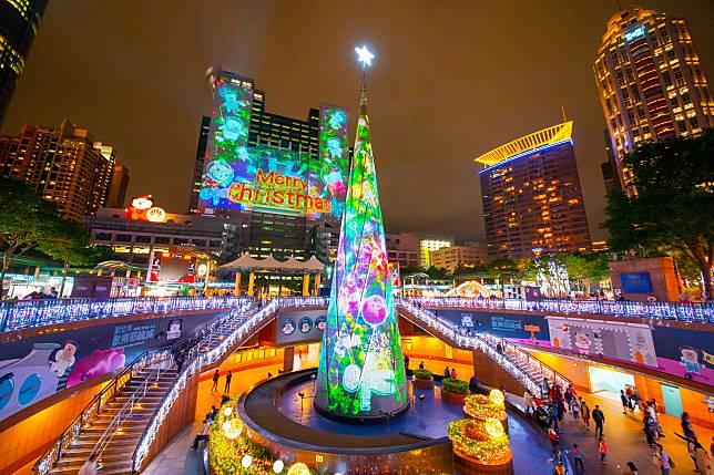 ▲新北市每年的聖誕節盛事「新北歡樂耶誕城」,今年自11月15日起舉辦至明年元旦。(圖/新北市觀旅局提供)
