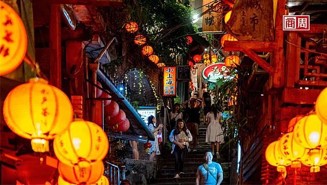 九份、日月潭外國遊客只愛來一次!日本調查:小巷弄是台灣觀光救星