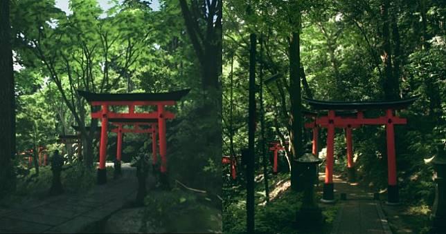 鍵盤出國達成✈️Steam免費觀光模擬器帶你去京都伏見稻荷大社